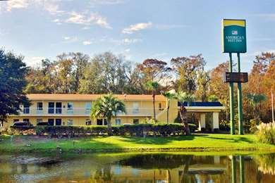 Pet Friendly Best Inns Of America in Jacksonville, Florida