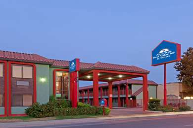Pet Friendly Ramada Limited Central in Bakersfield, California
