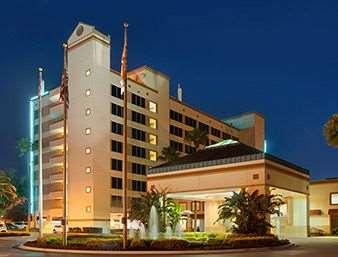 Pet Friendly Ramada Plaza Hotel - Inn Gateway in Kissimmee, Florida