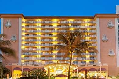 Pet Friendly Ramada Plaza Marco Polo Beach Resort in Miami, Florida