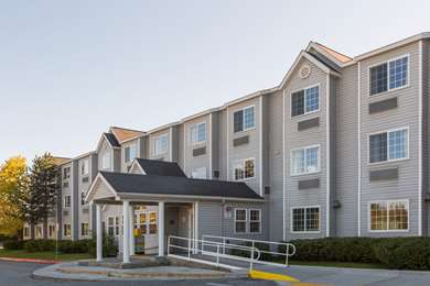 Pet Friendly Microtel Inn And Suites Anchorage - Airport in Anchorage, Alaska
