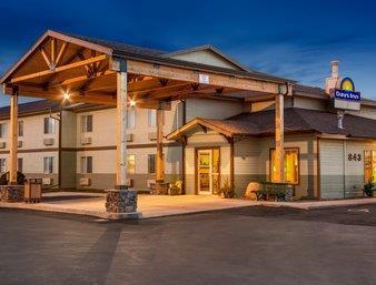 Pet Friendly Days Inn Billings in Billings, Montana