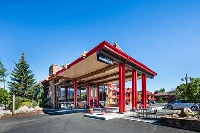 Pet Friendly Red Lion Inn Missoula in Missoula, Montana