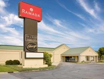 Pet Friendly Ramada Conference Center in Mitchell, South Dakota