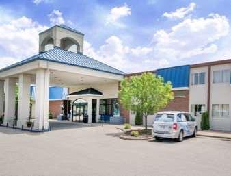 Pet Friendly Days Hotel La Crosse Conference Center in La Crosse, Wisconsin
