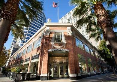 Pet Friendly Sheraton Grand Sacramento Hotel in Sacramento, California