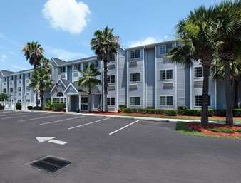 Pet Friendly Microtel Inn And Suites Palm Coast in Palm Coast, Florida