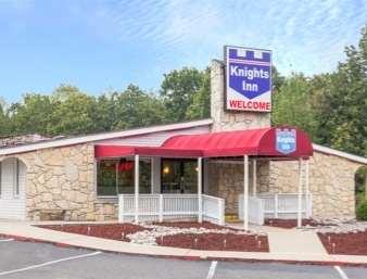 Pet Friendly Knights Inn Corbin in Corbin, Kentucky