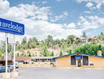 Pet Friendly Travelodge in Ruidoso, New Mexico