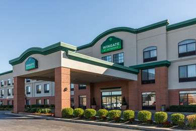 Pet Friendly Wingate By Wyndham - Indianapolis Airport in Indianapolis, Indiana