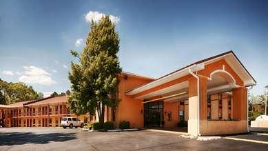 Pet Friendly Best Western Benton Inn in Benton, Arkansas