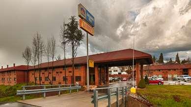Pet Friendly Best Western Amador Inn in Jackson, California