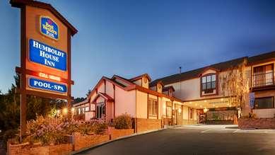 Pet Friendly Best Western Plus Humboldt House Inn in Garberville, California