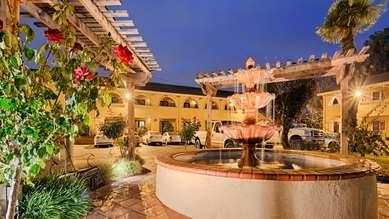 Pet Friendly Best Western Plus Brookside Inn in Milpitas, California