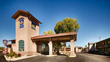 Pet Friendly Best Western Alamosa Inn in Alamosa, Colorado