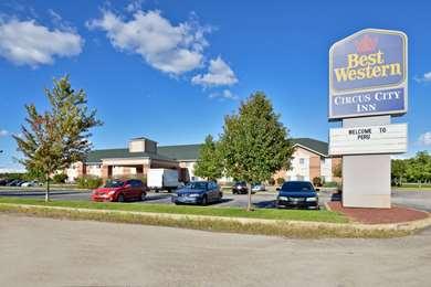 Pet Friendly Best Western Circus City Inn in Peru, Indiana