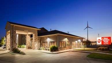 Pet Friendly Best Western Plus Night Watchman Inn & Suites in Greensburg, Kansas