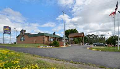 Pet Friendly Best Western Bemidji Inn in Bemidji, Minnesota