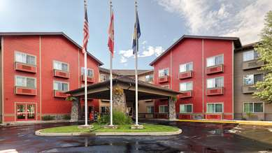 Pet Friendly Best Western Rocky Mountain Lodge in Whitefish, Montana