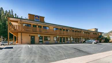 Pet Friendly Best Western Rivers Edge in Red River, New Mexico