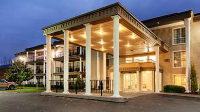 Pet Friendly Best Western Grand Manor Inn in Springfield, Oregon