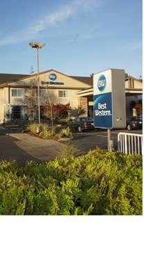 Pet Friendly Best Western University Inn & Suites in Forest Grove, Oregon