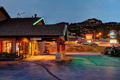 Pet Friendly Best Western Black Hills Lodge in Spearfish, South Dakota