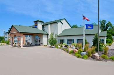 Pet Friendly Best Western Wittenberg Inn in Wittenberg, Wisconsin