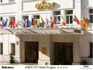 Pet Friendly Ametyst Hotel Praha in Prague, Czech Republic