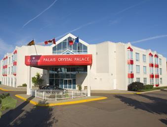 Pet Friendly Ramada Plaza Crystal Palace in Dieppe, New Brunswick