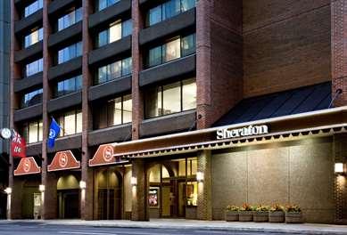 Pet Friendly Sheraton Ottawa Hotel in Ottawa, Ontario