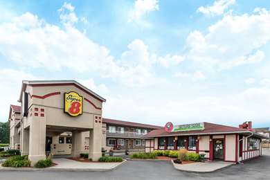 Pet Friendly Super 8 Guelph in Guelph, Ontario