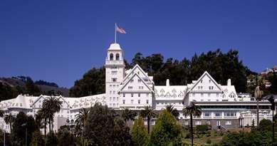 Pet Friendly Claremont Hotel Club & Spa in Berkeley, California