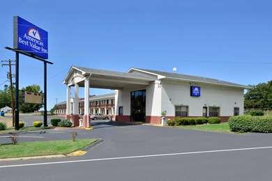 Pet Friendly Americas Best Value Inn in Camden, Arkansas