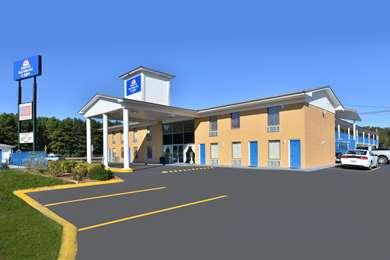 Pet Friendly Americas Best Value Inn & Suites in Hope, Arkansas
