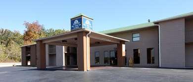 Pet Friendly Americas Best Value Inn in Malvern, Arkansas