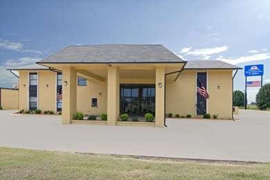 Pet Friendly Americas Best Value Inn & Suites in Prescott, Arkansas
