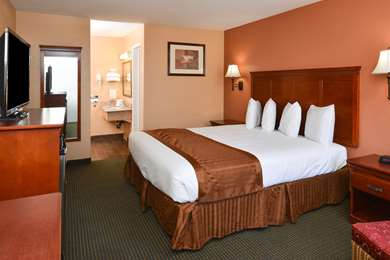 Pet Friendly Americas Best Value Inn & Suites-East in Bakersfield, California