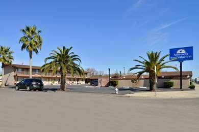 Pet Friendly Americas Best Value Inn in Los Banos, California