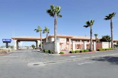 Pet Friendly Americas Best Value Inn in Manteca, California