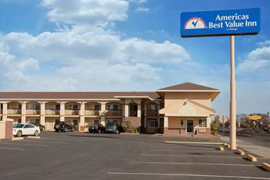 Pet Friendly Americas Best Value Inn in Marysville, California