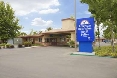 Pet Friendly Americas Best Value Inn & Suites in Oroville, California