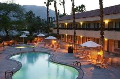 Pet Friendly Americas Best Value Inn-Palm Springs in Palm Springs, California