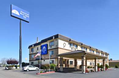 Pet Friendly Americas Best Value Inn - Stockton East/Hwy 99 in Stockton, California