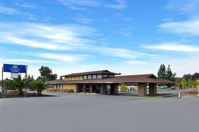Pet Friendly Americas Best Value Inn in Vacaville, California