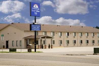 Pet Friendly Americas Best Value Inn in Burlington, Colorado
