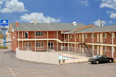 Pet Friendly Americas Best Value Inn-Greeley/Evans in Evans, Colorado