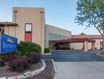 Pet Friendly Americas Best Value Inn-Normal/Bloomington in Normal, Illinois
