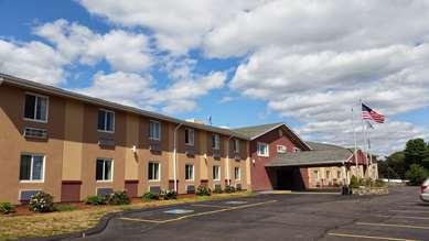 Pet Friendly Americas Best Value Inn in Foxboro, Massachusetts