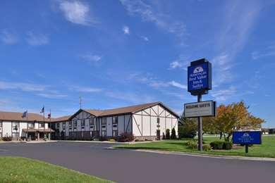 Pet Friendly Americas Best Value Inn in Birch Run, Michigan